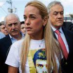 Esposa de Leopoldo López acongojada por allanamiento y robo