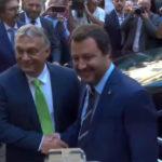 Viktor Orbán  y Matteo Salvini se reúnen para discutir el problema de los inmigrantes en Europa