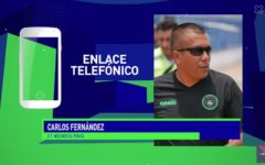 Fernández seguirá como técnico hasta culminar apertura