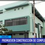 Chiclayo: Promueven construcción de Complejo Policial