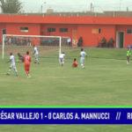 César Vallejo gana 1 a 0 a Carlos A. Mannucci en la reserva