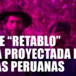 """""""Retablo"""" llegará a las salas de cine peruano"""