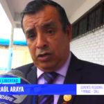 Gobierno Regional: amplían investigación fiscal por desaparición de mineral de oro