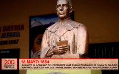 Se funda el colegio nacional San Juan