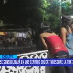 Chiclayo: Se sensibilizara en los centros educativos sobre la trata de personas