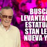 Quieren levantar una estatua de Stan Lee en Nueva York