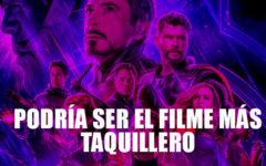 """""""Avengers: Endgame"""" está a poco de ser la película más taquillera del mundo"""