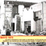 200 años de libertad: en 1970 terremoto de 7.8 grados arrasó con Yungay