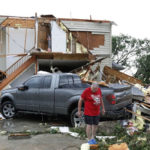 Tornados arrasan el centro de Estados Unidos