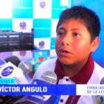 """Víctor Angulo: La promesa del niño """"Embajador de la lectura"""" en nuestro país"""