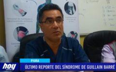 Piura: Último reporte del síndrome de Guillain Barré