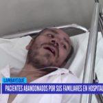 Chiclayo: Pacientes abandonados por sus familiares en Hospital Las Mercedes