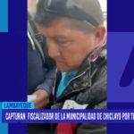 Chiclayo: Capturan fiscalizador de la Municipalidad de Chiclayo por tener requisitoria