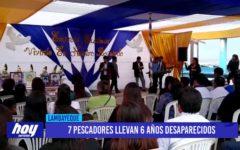Chiclayo: Siete pescadores llevan 6 años desaparecidos