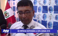 Chiclayo: 80 empresas disputarán la Copa Cámara 2019