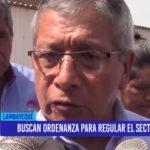 Chiclayo: Buscan ordenanza para regular el sector taxi