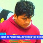 Piden 9 meses de prisión preventiva para sujeto que asesinó a joven de 18 años