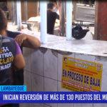 Chiclayo: Inician investigación de más de 130 puestos del Mercado Modelo