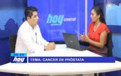Chiclayo: Cáncer a la próstata