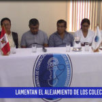 Chiclayo: Lamentan el alejamiento de los colectiveros