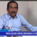 """Chiclayo: """"Movilización contra ordenanza es política"""""""