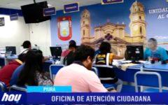 """Piura: Municipalidad provincial de Piura reapertura la """"Oficina de Atención al Ciudadano"""""""