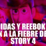 La fiebre de Toy Story 4 llega a Adidas y Reebok