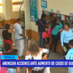 Anuncian acciones ante aumento de casos de Guillain-Barré