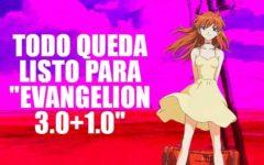 """Los primeros 10 minutos de """"Evangelion 3.0+1.0"""""""