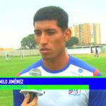 Defensor Camilo Jiménez destaca empate ante Deportivo Coopsol