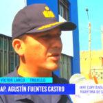 Capitanía insta a alcalde dar mantenimiento a enrocado