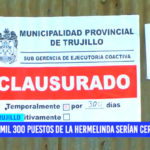 Mil 300 puestos del mercado La Hermelinda serían cerrados