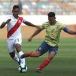 Perú perdió 3-0 con Colombia en su último amistoso con miras a la Copa América