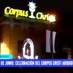 20 de junio: celebración del Corpus Christi Arquidiocesano