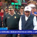 Hermelinda: Mañana realizarán operativo contra camiones de carga