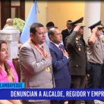 Chiclayo: Denuncian a alcalde regidor y empresarios