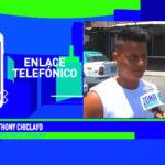 Antony Chiclayo se sumó a Deportivo Llacuabamba