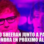 Paulo Londra colaborará en el próximo albúm de Ed Sheeran