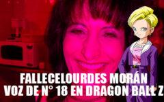 Fallece la voz latina del androide N° 18