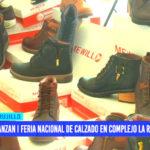 Lanzan I Feria Nacional de Calzado en complejo La Rinconada
