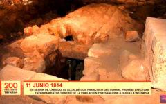 Francisco del Corral prohíbe enterramientos en los atrios de las iglesias