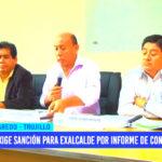 Exigen sanción para exalcalde de Laredo por informe de Contraloría General