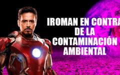 Tony Stark y su lucha contra la contaminación ambiental