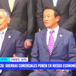 Japón: Ministros de finanzas del G20 reunidos en Fukuoka