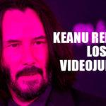 Keanu Reeves habla sobre la industria de los videojuegos