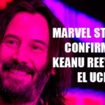 Marvel confirma la inclusión de Keanu Reeves en el UCM