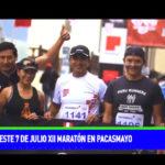 Atletismo: Este 7 de julio XII maratón en Pacasmayo