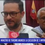 Chiclayo: Ministro de Turismo anuncio la ejecución de 3 importantes obras