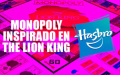 Hasbro y su Monopoly inspirado en The Lion King