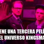 Se viene nueva película del universo Kingsman